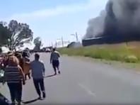 Более 10 человек погибли в железнодорожной катастрофе в ЮАР