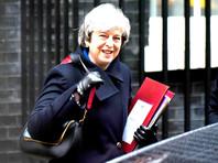 Тереза Мэй хочет уволить шестерых министров своего правительства