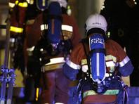 В бельгийском Антверпене взрывом разрушило половину дома