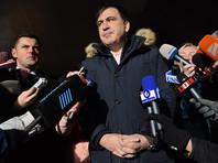 """Саакашвили отправится в тур по Украине, чтобы найти """"300 спартанцев"""" для смены власти в стране"""