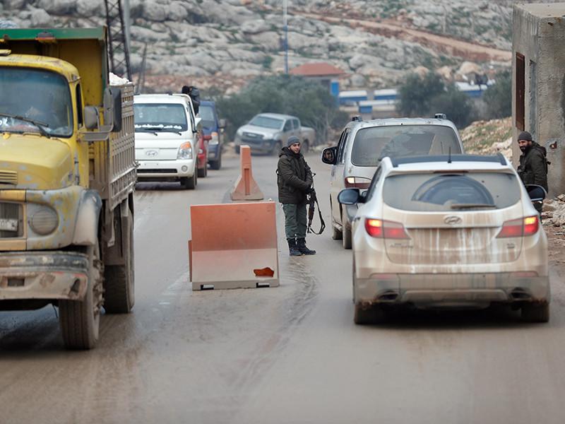 Турция привела вооруженные силы на границе с Сирией в повышенную боевую готовность