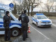 В Германии полиция остановила автоколонну с американскими гаубицами