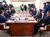 Первые за более чем два года официальные переговоры между двумя Кореями стартовали во вторник утром, 9 января, в приграничной деревне Пханмунджом в демилитаризованной зоне