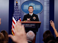 Врач Белого Дома Ронни Джексон рассказал журналистам о здоровье президента Трампа