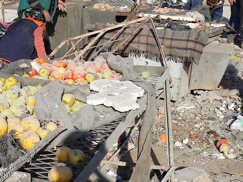 Россию вновь заподозрили в авиаударах по мирным жителям в сирийской провинции Идлиб