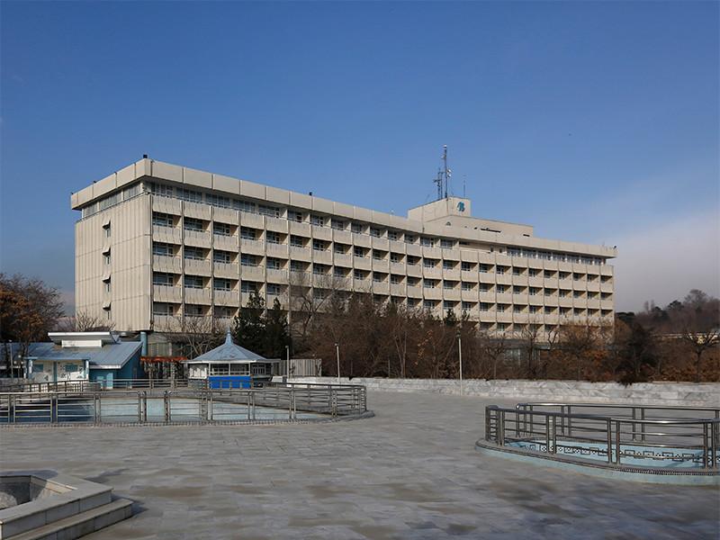 Вооруженные боевики захватили один из крупнейших отелей в столице Афганистана