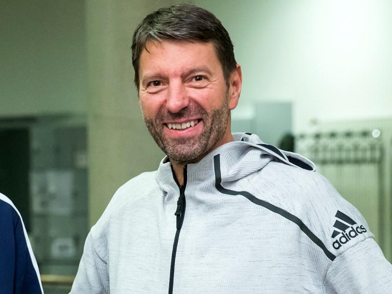 Глава германского концерна Adidas Каспер Рорштед призвал Запад к улучшению отношений с Россией