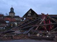 Из-за урагана в Северной Европе погибли десять  человек