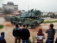 Власти США призвали Турцию не воевать против курдов  в Сирии.   Анкара, рассерженная на Вашингтон, уже начала обстрелы