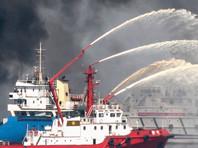 В поисково-спасательной операции участвуют восемь судов, а также гидросамолет