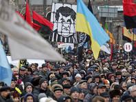 Политик заявил, что он и его сторонники будут продолжать марши с целью отстранения от власти президента Украины Петра Порошенко