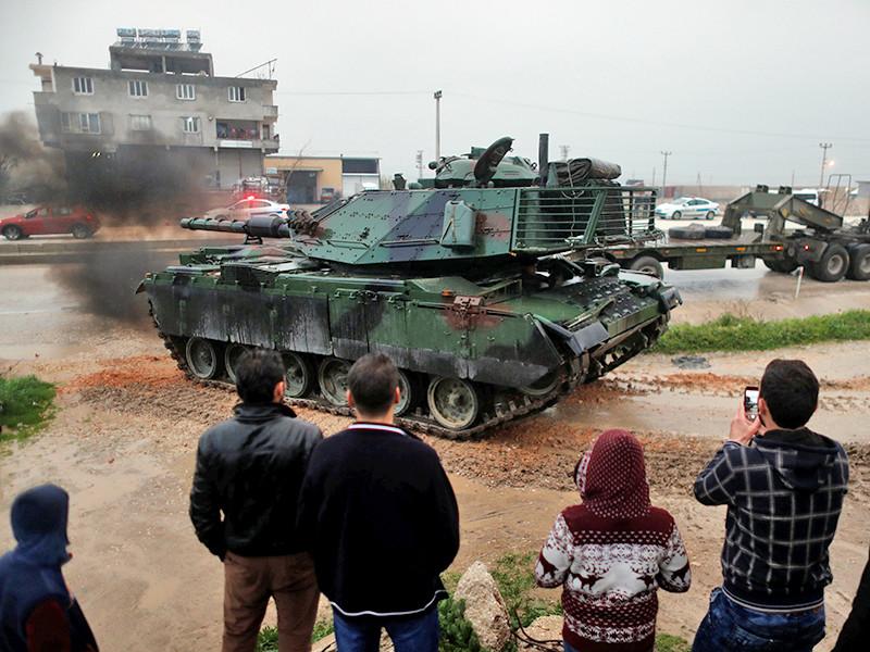 Госдепартамент США призвал Турцию не начинать военных действий против курдов, в районе Африн на севере Сирии, а вместо этого сосредоточиться на борьбе с боевиками ИГИЛ*