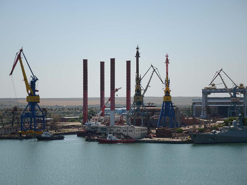 Финская компания Wärtsilä из-за санкций ЕС отказалась поставлять генераторы для крымского судостроительного завода