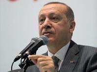 Эрдоган  объявил, что   у него договоренность с Россией и он не отступится от операции против курдов в Сирии