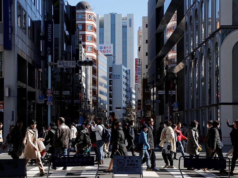 В Токио впервые прошли учения по эвакуации на случай ракетного удара