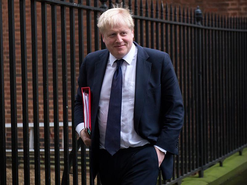 Британский министр Борис Джонсон оказался прямым потомком знаменитой швейцарской мумии