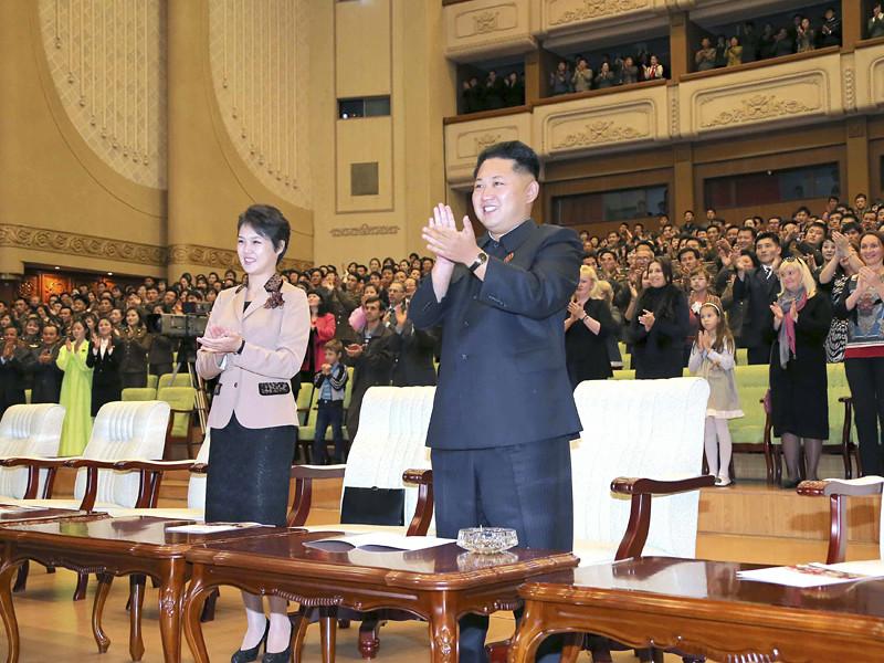 Северная Корея согласилась в понедельник, 15 января, отправить в Южную Корею на гастроли оркестр Самджун из 140 человек в период Олимпийских игр в Пхенчхане 9-25 февраля