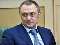 Французские власти разрешили сенатору Керимову ненадолго съездить в Россию