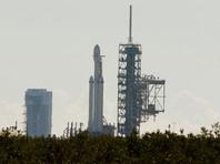Названа дата старта Falcon Heavy к Марсу