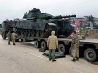 Генштаб Турции привел вооруженные силы на границе с Сирией в повышенную боевую готовность и стягивает военную технику на границу с Сирией. Фуры с девятью танками прибыли в район Антакья из разных частей вооруженных сил страны