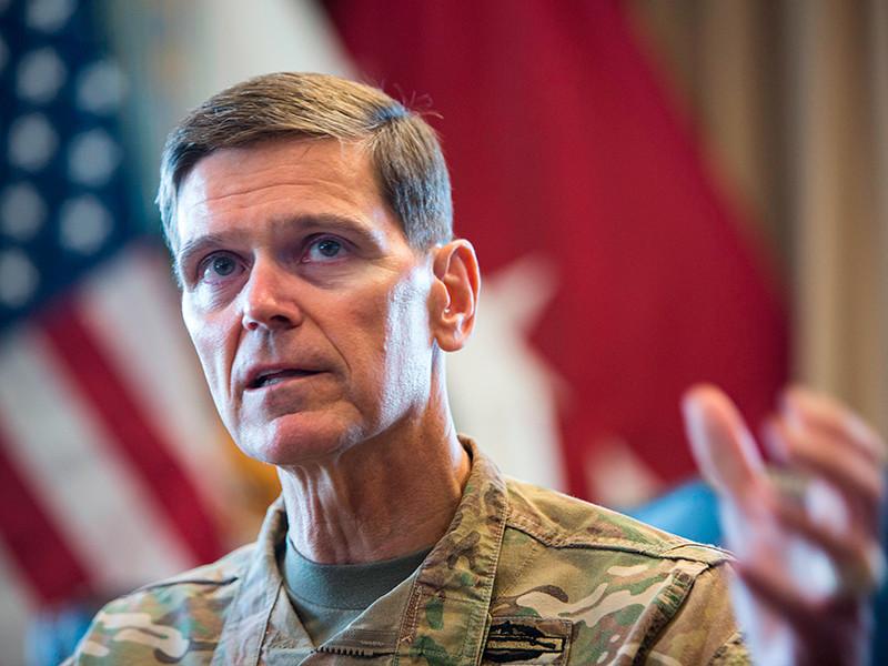 """""""Мы будем стремиться предпринимать серьезные усилия для того, чтобы очень быстро перехватить инициативу, когда настанет время для ведения боевых действий"""", - сообщил Вотел"""