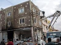 Килис, Турция, 21 января 2018 года