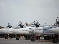 Уничтожены четыре бомбардировщика Су-24, два истребителя Су-35С, один транспортник Ан-72, а также склад боеприпасов, сдетонировавший после попадания минометного снаряда