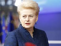 """""""Закон Магнитского"""" был подписан президентом Литвы Далей Грибаускайте 27 ноября 2017 года, чтобы, как она заявила, положить конец нарушениям прав человека, """"грязным"""" деньгам и нарушению законов"""