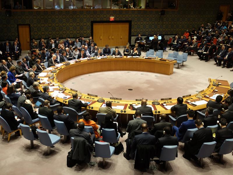 Франция просит созыва экстренного заседания СБ ООН по ситуации в Сирии