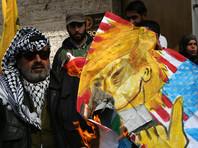 """О признании Иерусалима столицей Израиля Трамп заявил в начале декабря 2017 года. После этого в регионе произошли вспышки насилия, участились запуски ракет, а """"Хамас"""" объявил """"день гнева"""""""