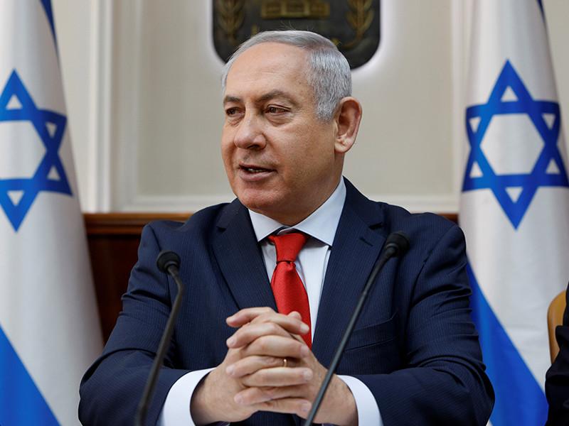 Нетаньяху в день приезда вице-президента США выступил с речью о важности американской дипломатии