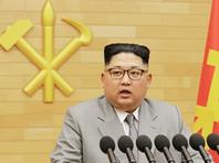 Ким Чен Ын заявил о готовности КНДР участвовать в Олимпиаде и о ядерной кнопке на его столе