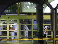 В Бельгии полицейские открыли огонь по напавшему на них человеку с ножом