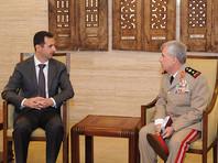 Башар Асад сменил трех министров, включая главу Минобороны