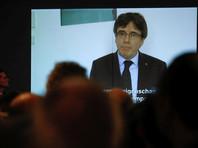 """Скрывающийся в Бельгии глава Каталонии Карлес Пучдемон обвинил сторонников независимости региона в том, что они """"принесли его в жертву"""", и констатировал, что Каталонская республика закончилась"""