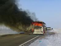 Сгоревшие заживо в автобусе рабочие из Узбекистана использовали в салоне паяльную лампу