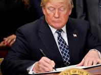 Трамп продлил приостановку санкций в рамках ядерной сделки с Ираном и одновременно ввел новые ограничения