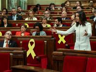 Парламент Каталонии собрался впервые после роспуска - беглый лидер сепаратистов готов избраться в президенты по видеосвязи