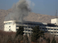 Кабул, 21 января 2018 года