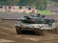 """Германия заморозила поставки Турции танков """"Леопард"""" из-за военной операции """"Оливковая ветвь"""" в Сирии"""