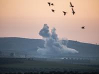 В первый день ВВСВС Турции нанесли авиаудары по сотне объектов. По данным курдской стороны, при ударах погибли шесть гражданских, еще 13 человек получили ранения. Курды утверждают, что под удар попал и лагерь беженцев на окраине города