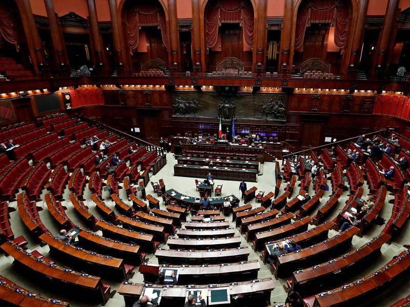 Итальянский парламент одобрил новую военную миссию в Нигере