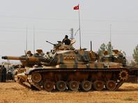 Сухопутные войска Турции в воскресенье подключатся к операции в сирийском Африне