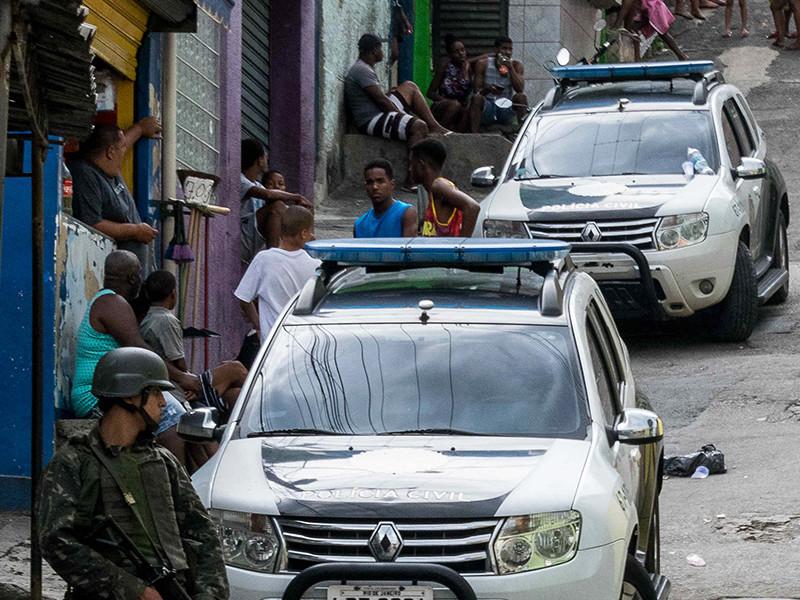Бойня в ночном клубе в Бразилии: до 18 погибших