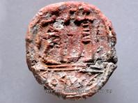 В Израиле археологи нашли уникальную 2700-летнюю печать правителя Иерусалима