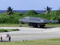 США перебросили бомбардировщики B-2 на остров Гуам