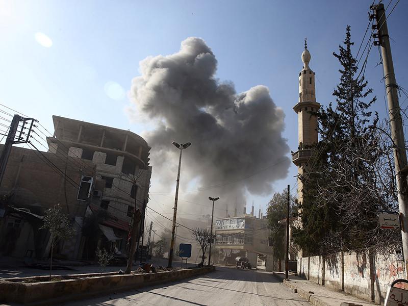 Группа независимых расследователей Conflict Intelligence Team (CIT) рассказала о том, какие боеприпасы используют проасадовские силы, в ходе обстрелов пригорода Дамаска - Восточной Гуты