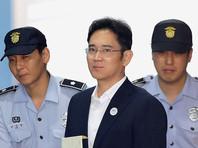 В Южной Корее суд  освободил из-под стражи  фактического главу  Samsung