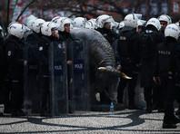Около 600 человек задержаны в Турции из-за протестов на улице и в соцсетях против операции в Африне