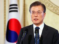 """В ответ Мун Чжэ Ин пообещал посетить Пхеньян """"после создания необходимых условий"""""""